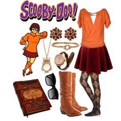 """""""Velma 2 - Scooby Doo"""" by b-scottyer on Polyvore"""