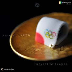 Olympic themed wagashi, Rio 2016