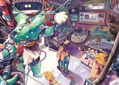 만화 애니메이션 전문 교육기관 애니포스에 오신 것을 환영합니다.