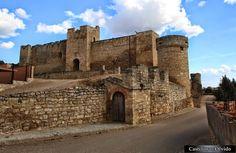 Castillo de Trigueros del Valle - Castillos del Olvido - Castillos de España