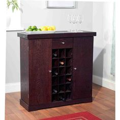 Tms Wine Storage Cabinet