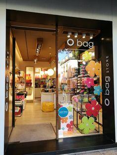 Il #rosa colora le vetrine degli O bag store di Riccione e di Milano Marittima per festeggiare insieme La Notte Rosa! Ti aspettiamo questa sera fino a mezzanotte per scoprire tutta la collezione summer di #Obag!