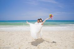 Wedding photo_Hyatt Zilara Cancun_Wedding/ウエディングフォト_ハイアット ジラーラ_ウエディング_AkiDemi Photography www.akidemi.com