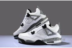 http://www.yesnike.com/big-discount-66-off-air-jordan-jordan-4-retro-pour-homme-blanc-gris-yrh8e.html BIG DISCOUNT! 66% OFF! AIR JORDAN- JORDAN 4 RETRO POUR HOMME BLANC/GRIS YRH8E Only 61.91€ , Free Shipping!