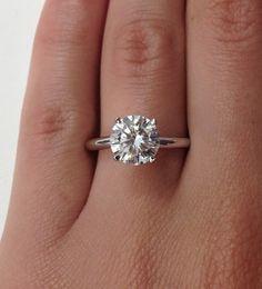 Costco Diamond Wedding Rings 68 Cute Simple round engagement rings
