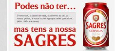 Cerveja Sagres desafia Portugueses a partilharem os prazeres da vida Portuguesa