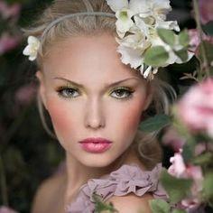Make Up Photos: Mac Wedding Makeup Looks Wedding Makeup Tips, Natural Wedding Makeup, Bridal Hair And Makeup, Wedding Hair And Makeup, Natural Makeup, Wedding Ideas, Diy Wedding, Natural Beauty, Wedding Photos