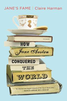 Claire Harman Jane's Fame