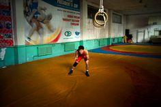 Olympics 2012: Athletes in training