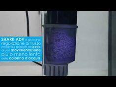 SICCE - SHARK ADV 800: Reattore di Bio-Pellet