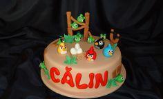 Angry birds pentru Calin