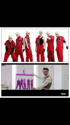 Wtf I heard is 'featuring' B.P in their new MV! Asian Boy Band, Korean Phrases, U Kiss, Sistar, Block B, Jyj, Tvxq, Asian Boys, Girls Generation