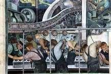 diego rivera detroit industry mural - Bing Images