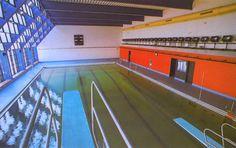 James Polshek, Physical Educational Facility; Kingsborough Community College NY (1978)   by Jeremy Jae