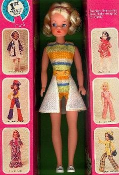 1970s Sindy Dolls Sewing Doll Clothes, Sewing Dolls, Barbie Vintage, Vintage Dolls, Childhood Toys, Childhood Memories, Vintage Vibes, Retro Vintage, 1970s Dolls