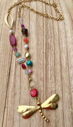 Classic, elegant and feminine jewelry for the everyday woman at affordable prices Tassel Jewelry, Rhinestone Jewelry, Copper Jewelry, Cute Jewelry, Beaded Jewelry, Jewelery, Handmade Jewelry, Dragonfly Necklace, Boho Necklace