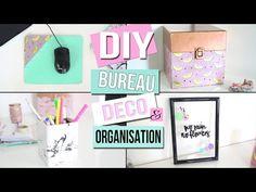 Savings Planner, Budget Planner, Diy Organisation, Diy Back To School, Diy Home Crafts, Room Crafts, School Supplies, Diy Room Decor, Decoration