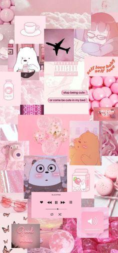 Pin em Pink aesthetic