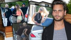Scott Disick Claiming Innocence With Party Girls: Celebrity Gossip Roundup - http://movietvtechgeeks.com/scott-disick-claiming-innocence/-Almost the whole Kardashian clan made it out to the ESPYs to support their stepfather Caitlyn Jenner accept her Arthur Ashe Award. This includes Kourtney Kardashian who recently split from long time boyfriend and father of her 3 children, Scott Disick.