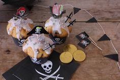 Prices from DKK 4,98 / € 0,72 / SEK 6,94 / NOK 6,66 #pirate #pirattema #sørøverfest #party #kagepynt #cakedecoration #new #cupcake #muffin #sostrenegrene #søstrenegrene