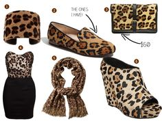 Cheetah, Cheetah slippers, loafers, scarf, Brightontheday blog