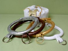 Japanese Akita Inu show collar by YesDogStuff, $45.00 USD
