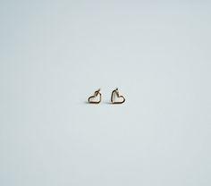 DIY Heart Earrings The Hobzy Blog 4