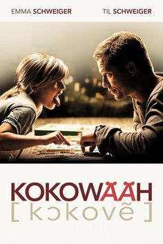 "Kokowaah (2011) | http://www.getgrandmovies.top/movies/14966-kokowaah | Henry is a playboy who has no idea that he is the father of a beautiful, cute girl out of a One-night-Stand. Her mother left the daughter in front of Henry door after her husband realized after 8 years of marriage that he is not the father so their relationship now is breaking up... By the way: Kokowääh, is how a German (in this case an 8 Year old child) that has never heard the dish before - would pronounce "" coq au…"