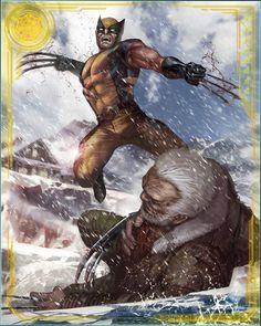 RPGOTG - [What If?] Wolverine & Wolverine+