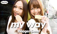MY WAY × coogirl