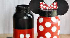brico Mickey, Minnie!