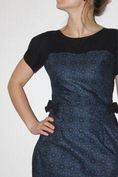 Macaron Dress // Colette Pattern // Le fil à coudre d'Anna