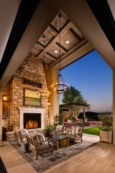 Experience the luxury of indoor/outdoor living at Toll Brothers at Hidden Canyon. Experience the luxury of indoor/outdoor living at Toll Brothers at Hidden Canyon. Indoor Outdoor Living, Outdoor Rooms, Outdoor Kitchens, Outdoor Living Spaces, Living Area, Luxury Kitchens, Outdoor Cooking, California Room, California Homes
