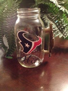 Large Houston Texans mug  on Etsy, $15.00
