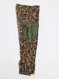 Rock'n Roll Fatigues – Pants#7 EARLY 60′S BeoGam PANTS CUSTOM