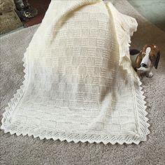 Baby blanket - DK