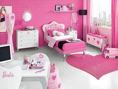 Roze soba za devojčice