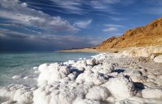 ☯ Healing Properties and Benefits of Dead Sea Salt - OrmusManna.com