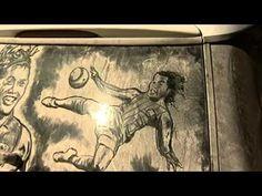 The Dirty Car Artist - Scott Wade (Official Video) (3:51)