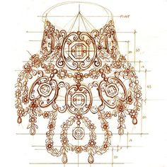 "Stefano Canturi designed the necklace ""Satine"" for Nicole Kidman's role in the Academy Award winning film ""Moulin Rouge"". The original necklace features 1308 diamonds, totalling 134 carats and features in the Guiness Book of Records as the most valuable piece of jewellery ever created for a motion picture."
