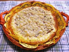 O tento recept sa so mnou podelila moja kolegyňa Alenka, tá ho dostala od… Pie, Baking, Desserts, Food, Basket, Torte, Tailgate Desserts, Cake, Deserts