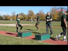 Improve Stabilization for the Long Jump and Triple Jump! Jump Workout, Speed Workout, Track Workout, Long Jump, High Jump, Track Drill, 100m Hurdles, Triple Jump, Track Quotes