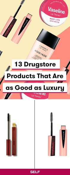 The beauty editors have spoken: Here are the best cheap drugstore makeup dupes that you can swap for other expensive luxury items. Our list has foundation, mascara, skin care, and more!