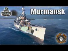 World of Warships: The Murmansk - YouTube