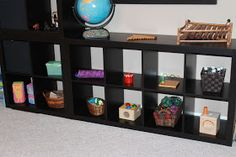 Montessori Beginnings: Infant materials 9 and 12 months--maybe I should get some cubes like this to organize toys-stack higher. Montessori 12 Months, Montessori Room, Montessori Toddler, Montessori Activities, Infant Activities, Toddler Preschool, Toddler Toys, Maria Montessori, Toddler Class
