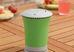 The Portable Tabletop Mosquito Repeller – nonlethal & effective