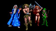 Gauntlet - one of my favorite arcade games from the 80s.