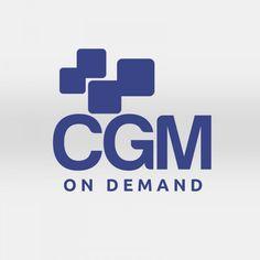 Criação de Logotipo GRUPO CGM - FIRE MÍDIA - Agência de Publicidade  GRUPO CGM - CGM LOGÍSTICA - CGM TRANSPORTES - CGM ONDEMAND - FIRE MÍDIA