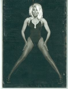 """RuPaul - """"My goal is to always come from a place of love, but sometimes I just have to break it down for a motherfucker"""" Divas, Rupaul Drag, Gender Bender, Celebs, Celebrities, Crossdressers, Amazing Women, Supermodels, My Girl"""