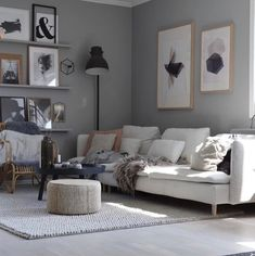 Simplicity paired with practicality and good materials = Scandinavian beauty at its best! Söderhamn sofa with our Carl Ash Thanks for inspiring us! 35 Newest Small Living Room Sofa Beds Apartment Ideas Home Decor Trends, Living Room Sofa, Living Room Decor, Home Room Design, Furniture, Trending Decor, Sofa Inspiration, Sofa Bed Set, Room